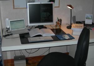 Where I hack